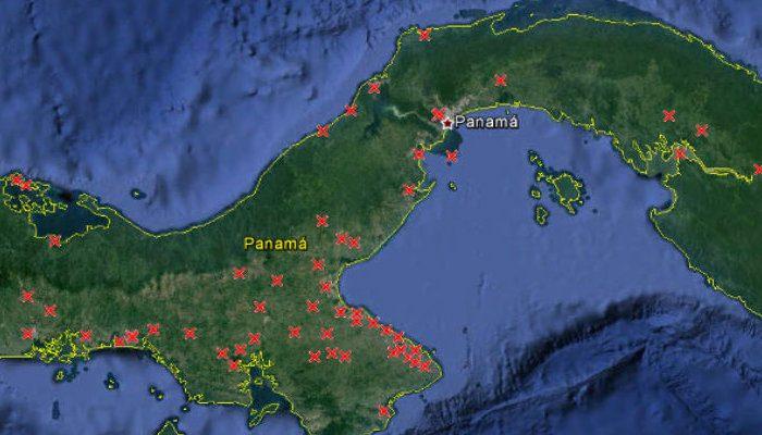 Termografía vertederos Panamá